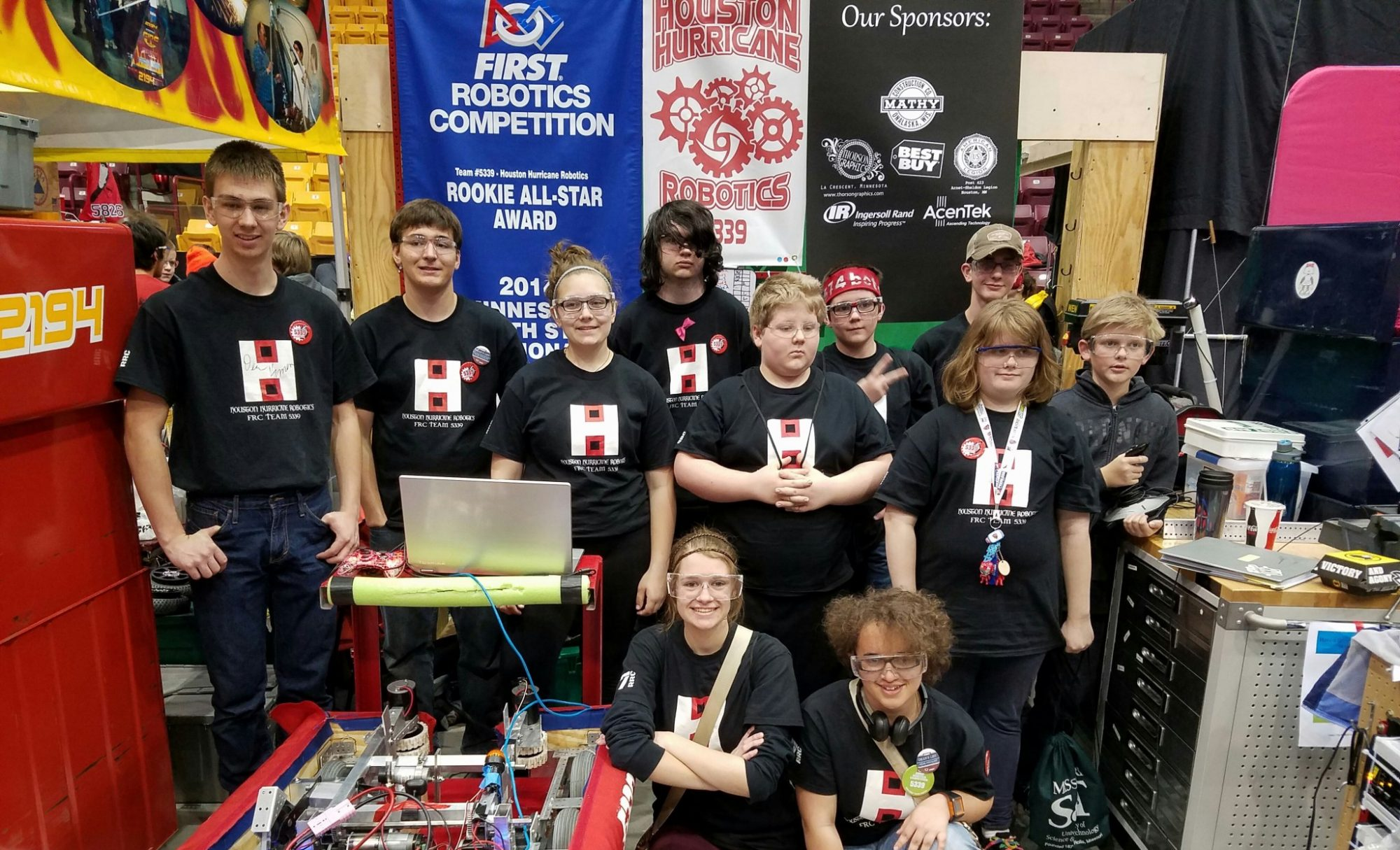 Houston Hurricane Robotics